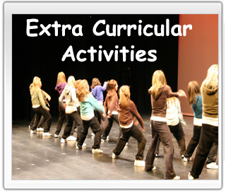 Extra curricular activities for resume