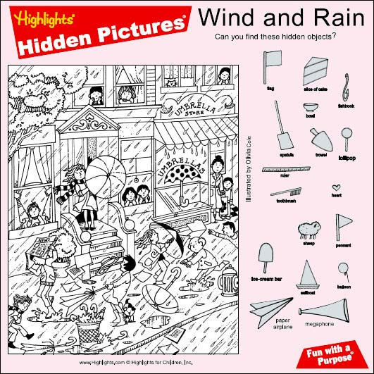 images highlights magazine hidden pictures highlights magazine hidden ...