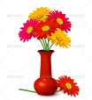 colorful_gerbers_in_vase